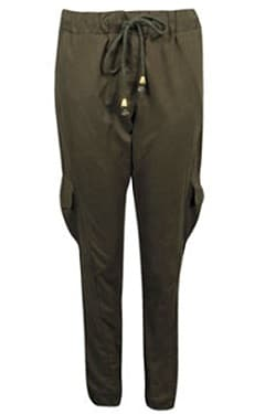 Combat Green Army Trousers Pants