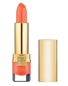 Estee Lauder Pure Color Long Lasting Lipstick Melon Orange for Redheads