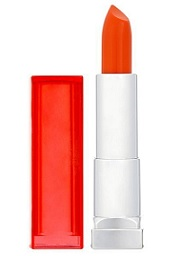 Maybelline Electric Orange Lipstick for Redheads