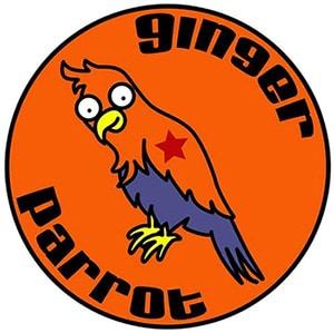 Ginger-Parrot-Logo
