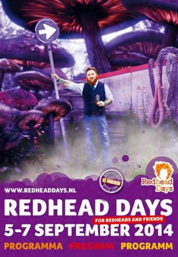 Redhead-Days-Programme