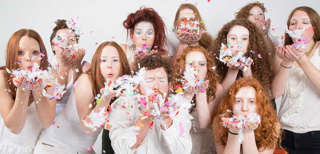 Redheads Orangutans Calendar Group 2015