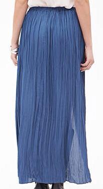 Blue Skirt Anna Frozen Costume Halloween