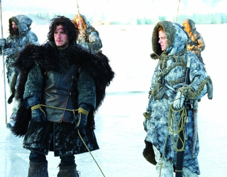 Halloween Costumes For Gingers Ygritte Game Of Thrones