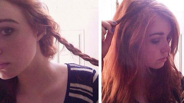 Ginger-Hair-Love-Crown-Braid