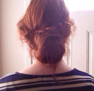 Hair Tutorial Perfect Messy Bun