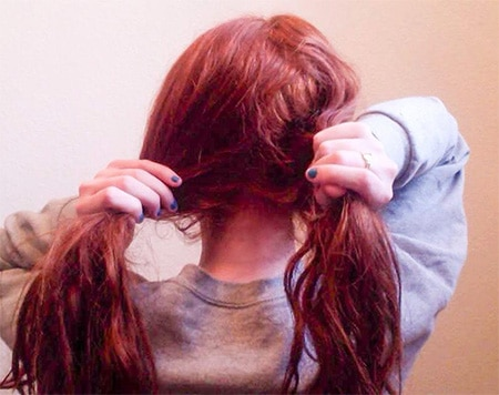 Knotted-Ponytail-Tutorial