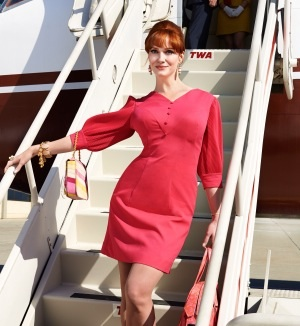 What better way to pay homage to Mad Men than by dressing up as Joan Hollaway aka Christina Hendricks for Halloween? Not only is she the sexy secretary ...  sc 1 st  Ginger Parrot & Halloween Costumes For Gingers: Christina Hendricks as Joan Holloway ...
