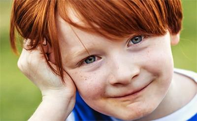 Cute-Ginger-Kid