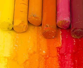 Ginger-Crayons