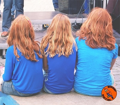Gingers-are-best-friends