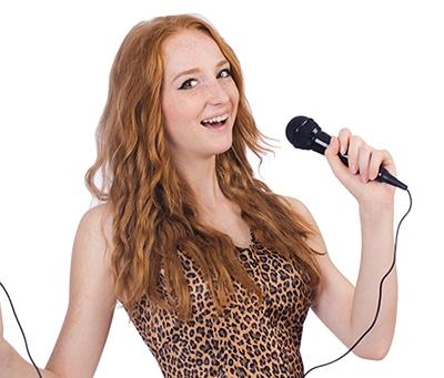 Redhead-singer