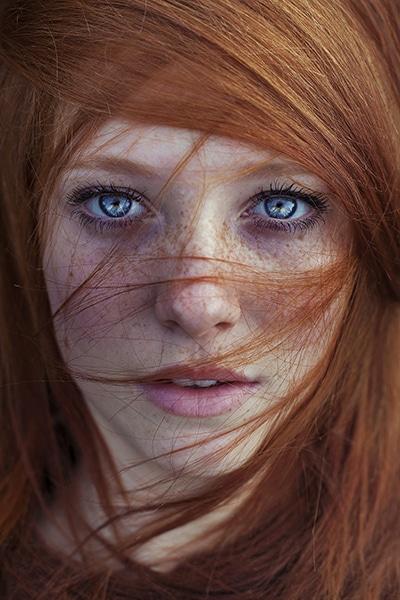Maja-Topcagic-Freckles-Redheads-hair