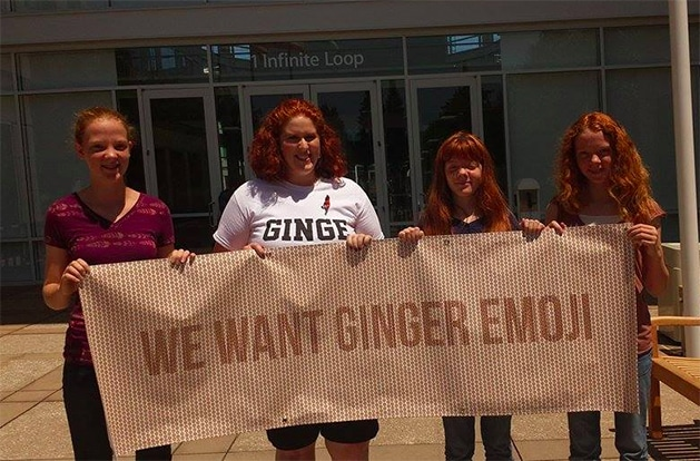 We-want-ginger-emoji-protest