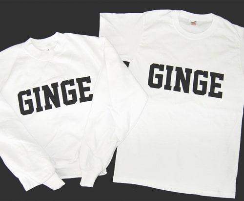 Ginge Clothing
