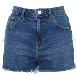 Denim-shorts-Topshop