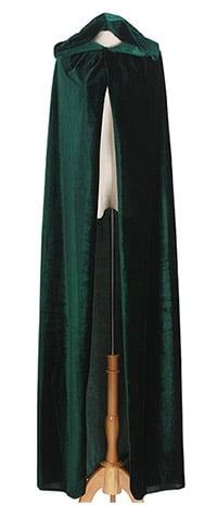 Green-cape
