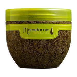 Macadamia hair mask for dry hair
