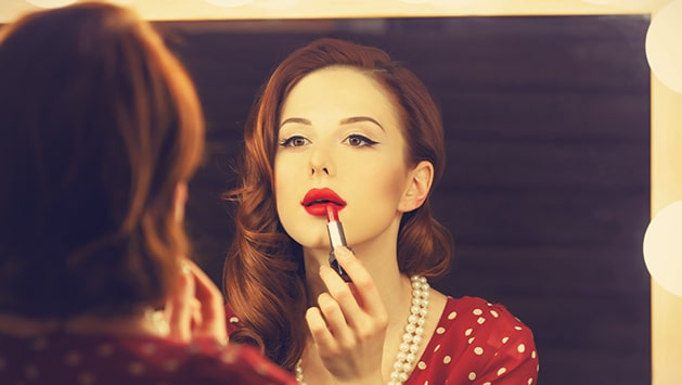 Make-Up Tips For Redheads