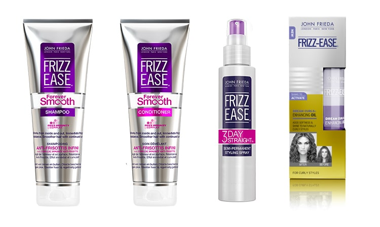 Frizz Ease competition