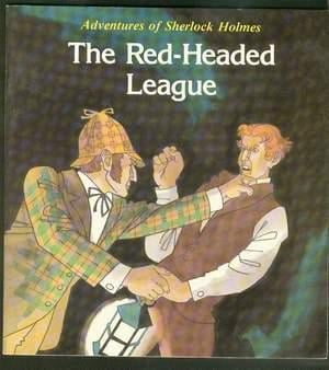 Red-Headed League book
