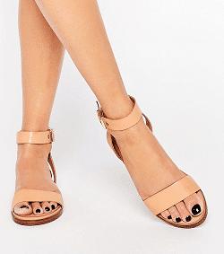 ALDO ASOS sandals