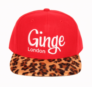 Ginge London hat