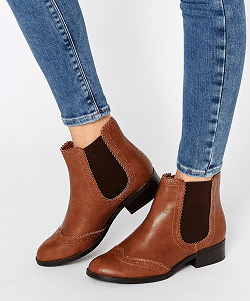 New Look ASOS ankle boots