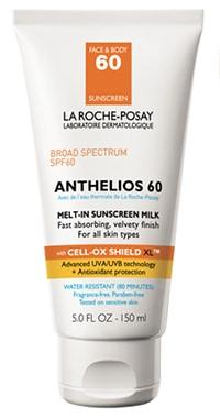 La Roche Posay sunscreen for redheads