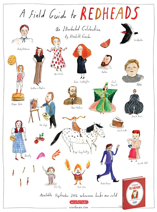Field Guide to Redheads poster