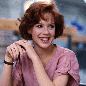 Molly Ringwald as Claire, The Breakfast Club