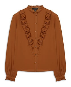 Primark Frilly Shirt Barb Stranger