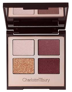Charlotte Tilbury red eyeshadow