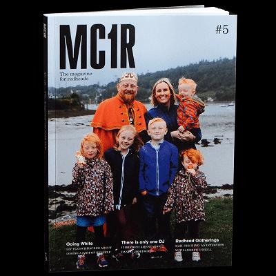 MC1R issue 5