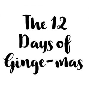 On the first day of Ginge-mas, my genetics gave to me...