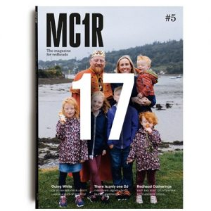 Win MC1R magazines