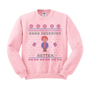 Barb Deserved Better jumper