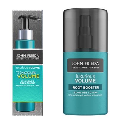 John Frieda Volume Products