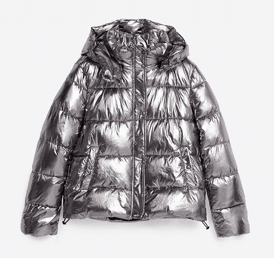 Metallic coat