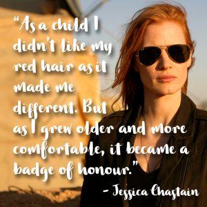 jessica chastain quote
