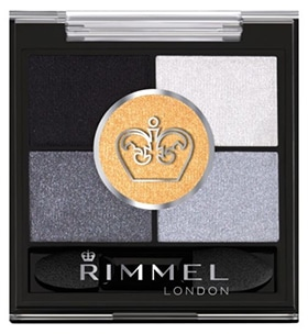 rimmel silver eye shadow
