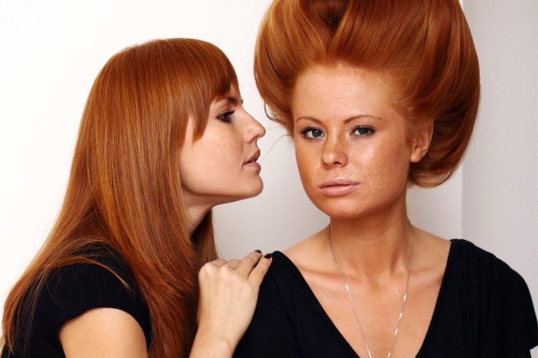 Do redheads smell different