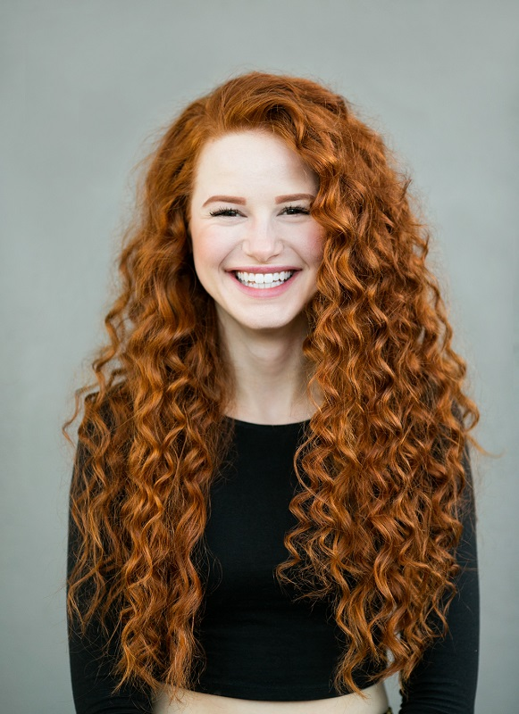 Madelaine Petsch from Port Orchard, Washington