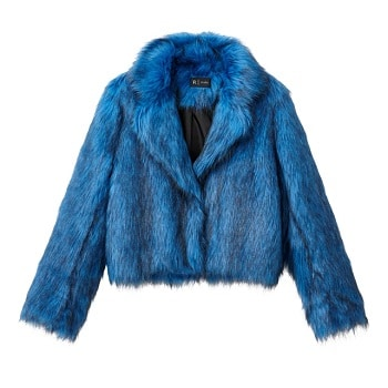 Winter Warmer Faux Fur Outerwear For Redheads Ginger Parrot