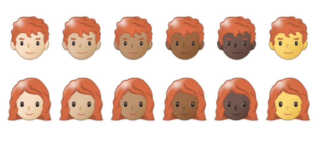 Why some Samsung phones don't have ginger emojis yet