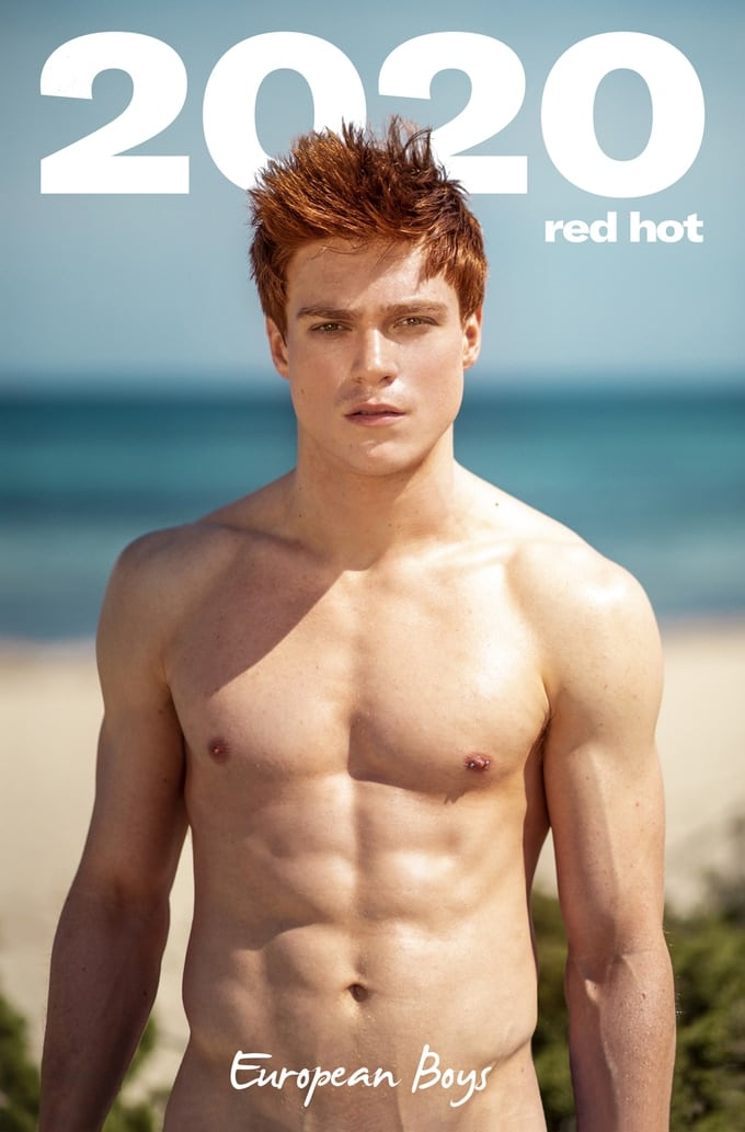 Photography Red Hot European Boys 2020 Calls For Ginger -3533
