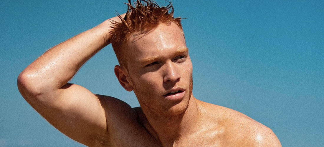 red hot u0026 39 s 2020 calendar of ginger men is here